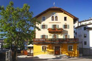 Hotel Ambra Cortina****