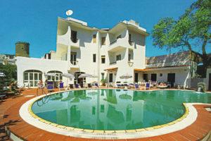 Forio - Hotel Park Victoria ***