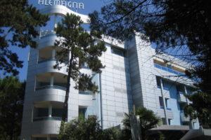 Hotel ALEMAGNA ****